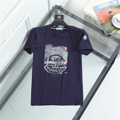 Moncler T-Shirts Short Sleeved For Men #841410