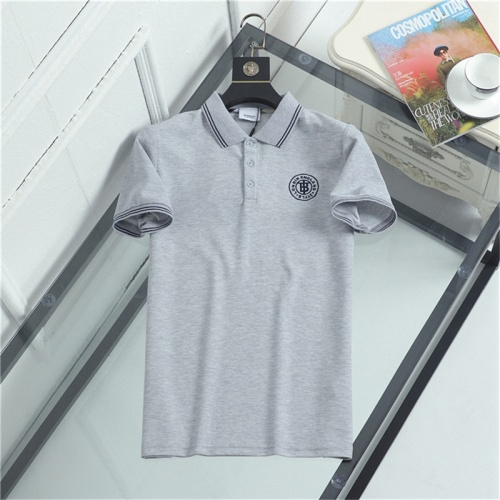 Burberry T-Shirts Short Sleeved For Men #841447 $36.00 USD, Wholesale Replica Burberry T-Shirts