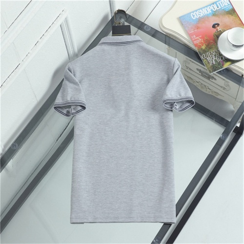 Replica Burberry T-Shirts Short Sleeved For Men #841447 $36.00 USD for Wholesale