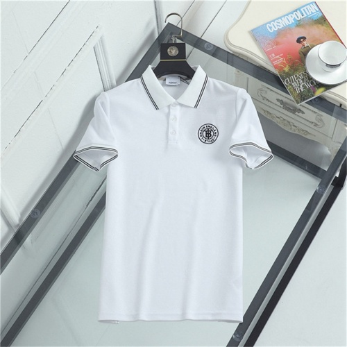Burberry T-Shirts Short Sleeved For Men #841448 $36.00 USD, Wholesale Replica Burberry T-Shirts