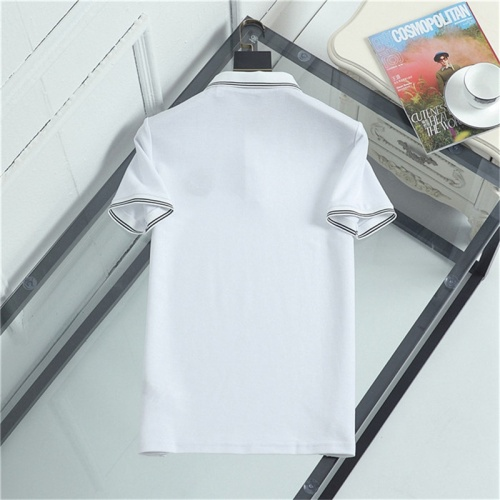 Replica Burberry T-Shirts Short Sleeved For Men #841448 $36.00 USD for Wholesale