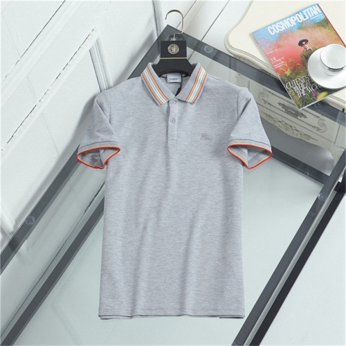 Burberry T-Shirts Short Sleeved For Men #841450