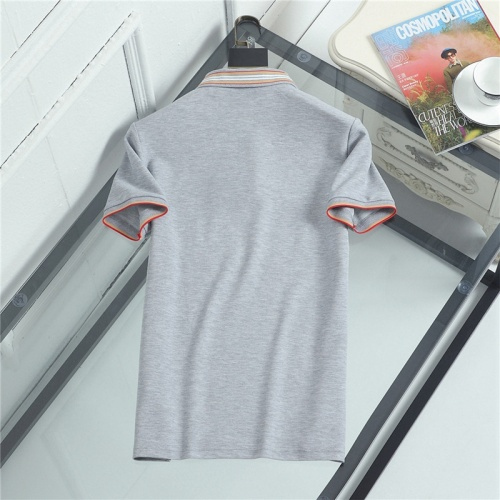 Replica Burberry T-Shirts Short Sleeved For Men #841450 $36.00 USD for Wholesale