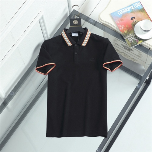 Burberry T-Shirts Short Sleeved For Men #841452 $36.00 USD, Wholesale Replica Burberry T-Shirts