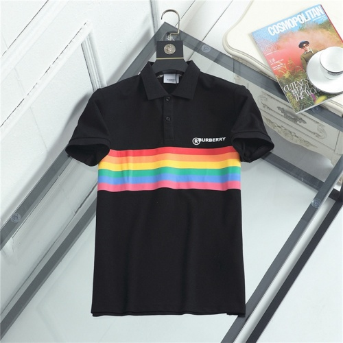 Burberry T-Shirts Short Sleeved For Men #841460 $36.00 USD, Wholesale Replica Burberry T-Shirts
