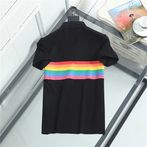 Replica Burberry T-Shirts Short Sleeved For Men #841460 $36.00 USD for Wholesale