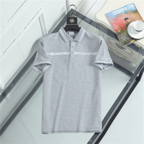 Burberry T-Shirts Short Sleeved For Men #841463 $36.00, Wholesale Replica Burberry T-Shirts
