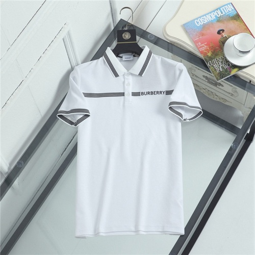 Burberry T-Shirts Short Sleeved For Men #841464 $36.00 USD, Wholesale Replica Burberry T-Shirts