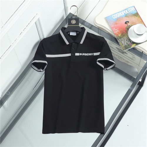 Burberry T-Shirts Short Sleeved For Men #841465 $36.00 USD, Wholesale Replica Burberry T-Shirts