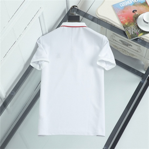 Replica Burberry T-Shirts Short Sleeved For Men #841466 $36.00 USD for Wholesale