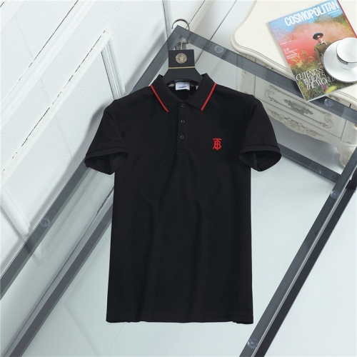 Burberry T-Shirts Short Sleeved For Men #841467 $36.00, Wholesale Replica Burberry T-Shirts