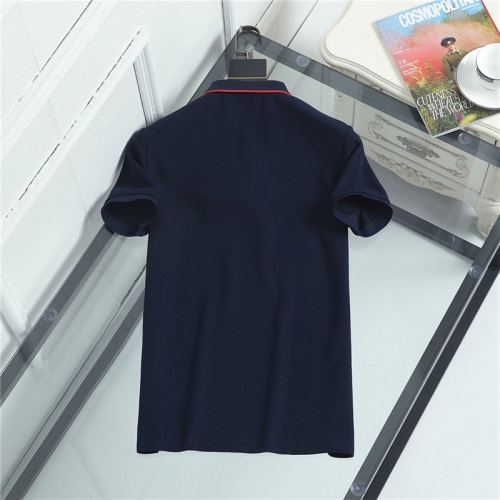Replica Burberry T-Shirts Short Sleeved For Men #841468 $36.00 USD for Wholesale