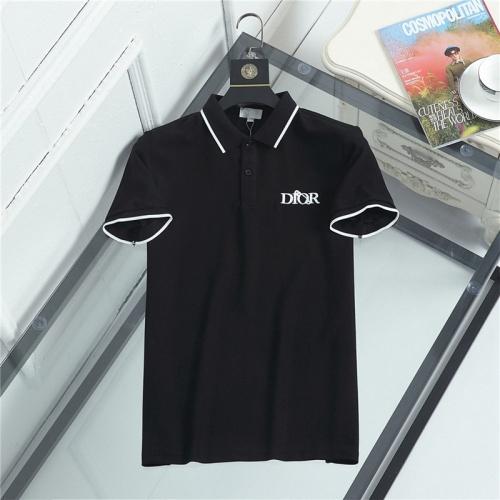 Christian Dior T-Shirts Short Sleeved For Men #841470