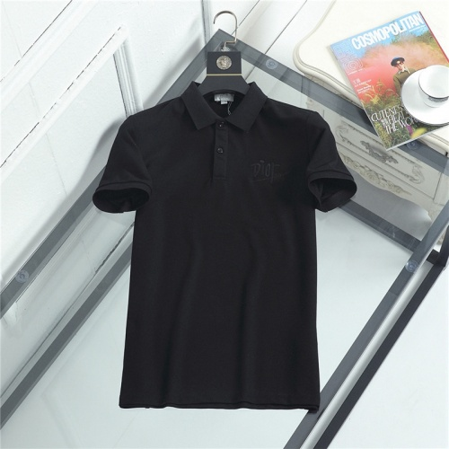 Christian Dior T-Shirts Short Sleeved For Men #841473