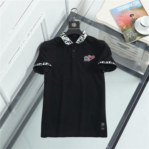 Fendi T-Shirts Short Sleeved For Men #841490