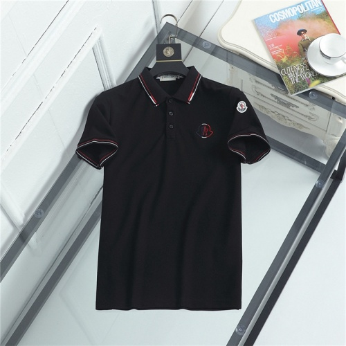 Moncler T-Shirts Short Sleeved For Men #841515