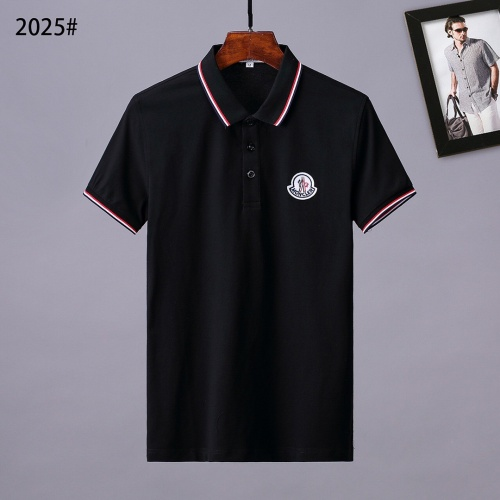 Moncler T-Shirts Short Sleeved For Men #841544