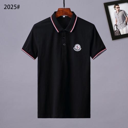 Moncler T-Shirts Short Sleeved For Men #841544