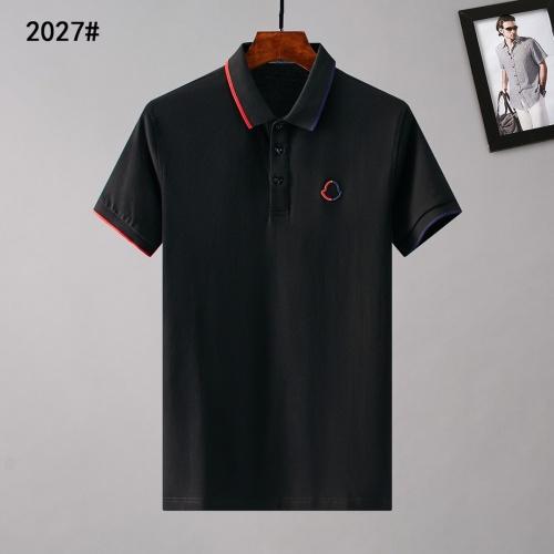 Moncler T-Shirts Short Sleeved For Men #841545