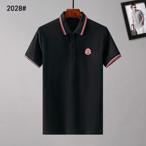 Moncler T-Shirts Short Sleeved For Men #841548