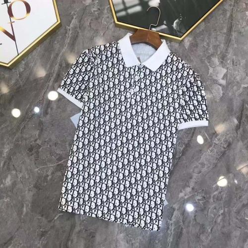 Christian Dior T-Shirts Short Sleeved For Men #841551