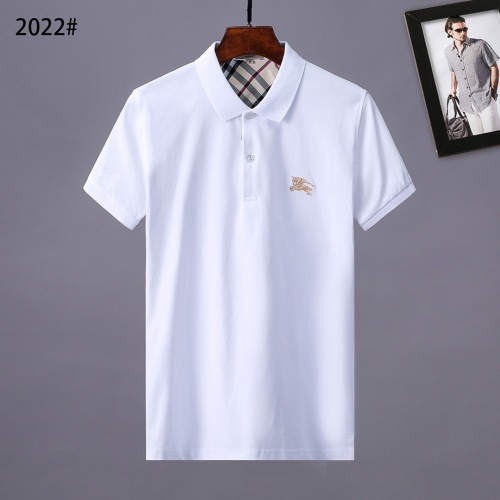 Burberry T-Shirts Short Sleeved For Men #841555 $29.00 USD, Wholesale Replica Burberry T-Shirts