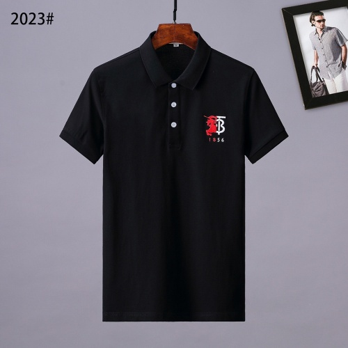 Burberry T-Shirts Short Sleeved For Men #841556 $29.00, Wholesale Replica Burberry T-Shirts
