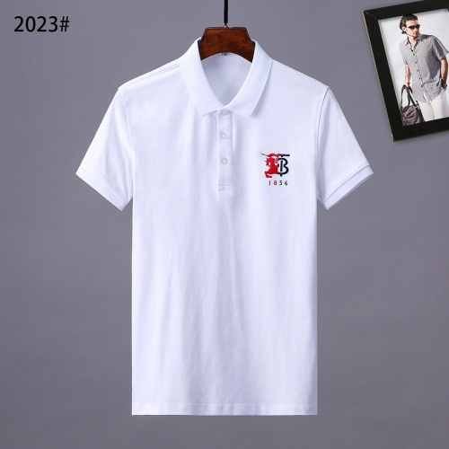 Burberry T-Shirts Short Sleeved For Men #841557 $29.00 USD, Wholesale Replica Burberry T-Shirts