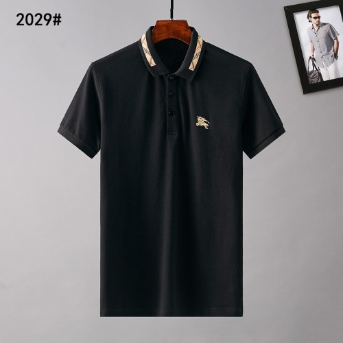 Burberry T-Shirts Short Sleeved For Men #841558 $29.00 USD, Wholesale Replica Burberry T-Shirts