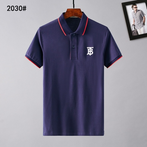 Burberry T-Shirts Short Sleeved For Men #841560 $29.00 USD, Wholesale Replica Burberry T-Shirts