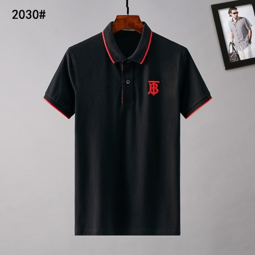 Burberry T-Shirts Short Sleeved For Men #841561 $29.00 USD, Wholesale Replica Burberry T-Shirts