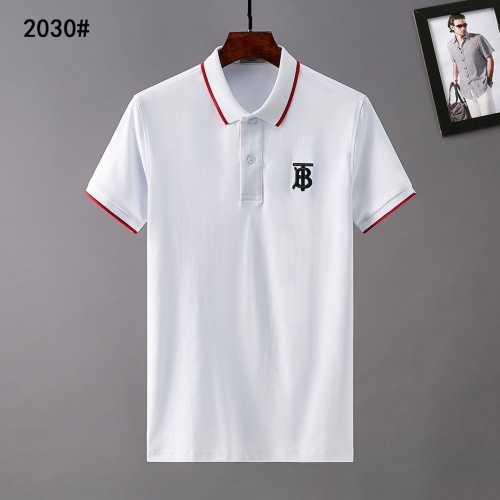 Burberry T-Shirts Short Sleeved For Men #841562 $29.00 USD, Wholesale Replica Burberry T-Shirts