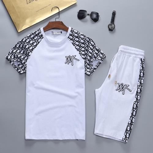 Christian Dior Tracksuits Short Sleeved For Men #841591