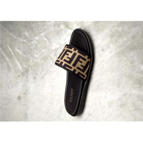 Fendi Slippers For Men #841596