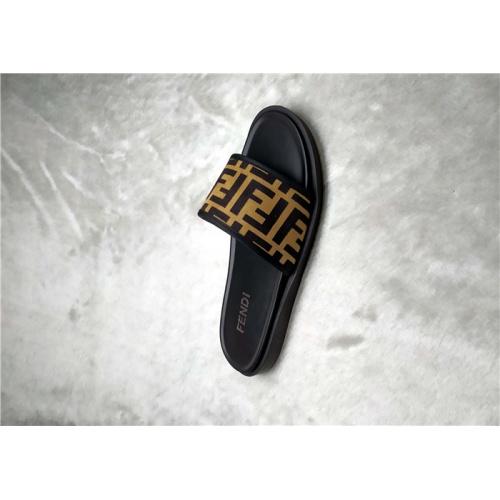 Fendi Slippers For Men #841597
