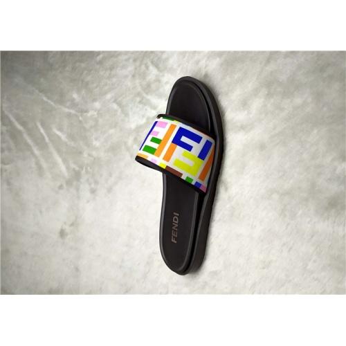 Fendi Slippers For Men #841601