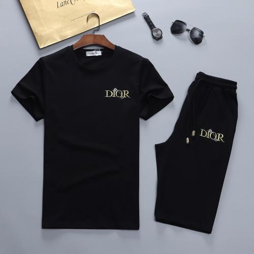 Christian Dior Tracksuits Short Sleeved For Men #841628