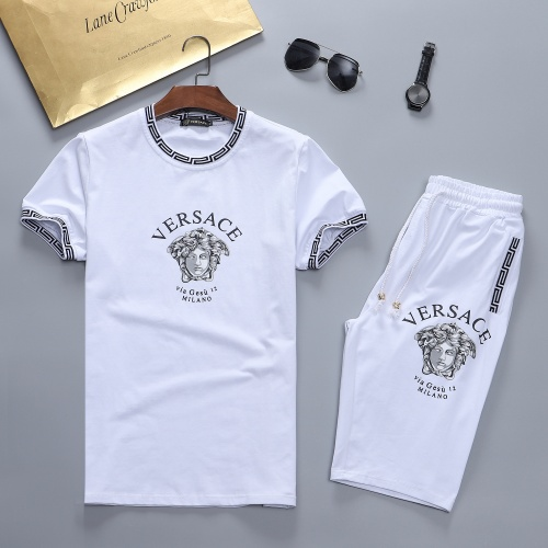 Versace Tracksuits Short Sleeved For Men #841631