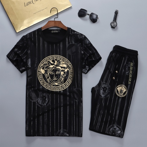 Versace Tracksuits Short Sleeved For Men #841633