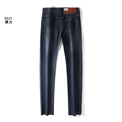 Replica Burberry Jeans For Men #841667 $41.00 USD for Wholesale