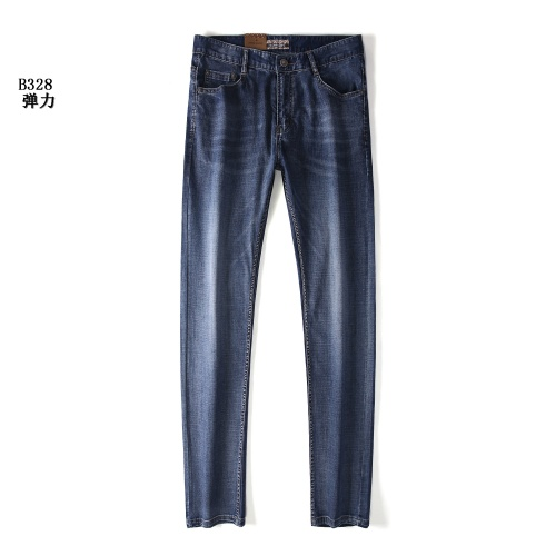 Burberry Jeans For Men #841668 $41.00 USD, Wholesale Replica Burberry Jeans