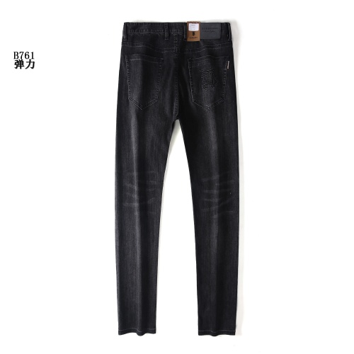 Replica Burberry Jeans For Men #841669 $41.00 USD for Wholesale