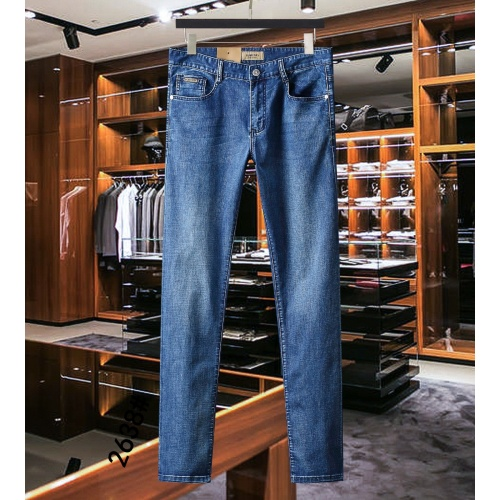 Burberry Jeans For Men #841679 $40.00 USD, Wholesale Replica Burberry Jeans