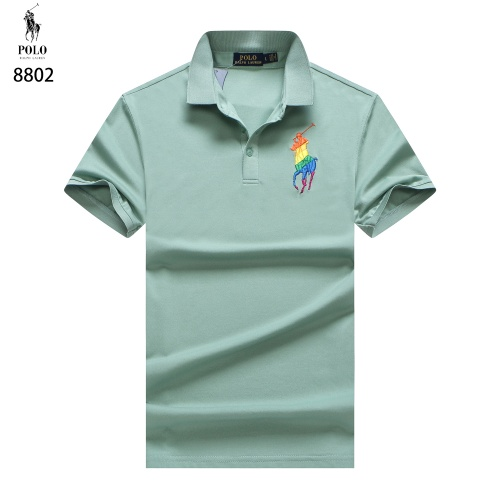 Ralph Lauren Polo T-Shirts Short Sleeved For Men #841713