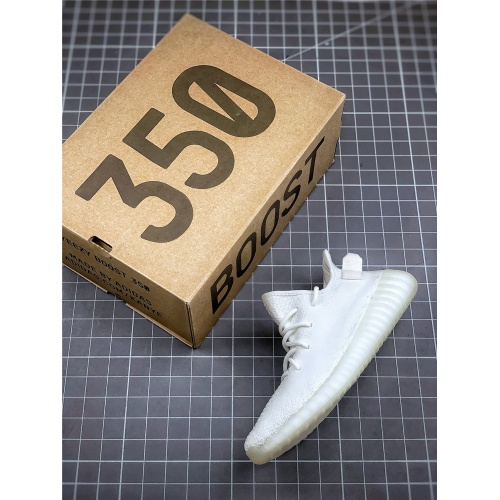 Replica Adidas Yeezy Shoes For Men #841718 $122.00 USD for Wholesale