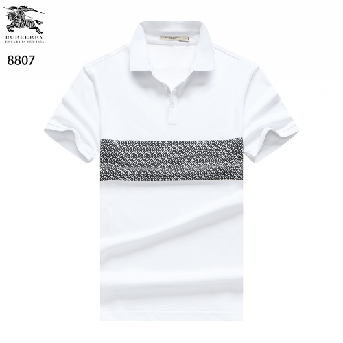 Burberry T-Shirts Short Sleeved For Men #841725