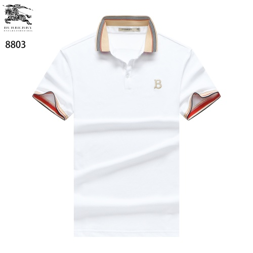 Burberry T-Shirts Short Sleeved For Men #841726
