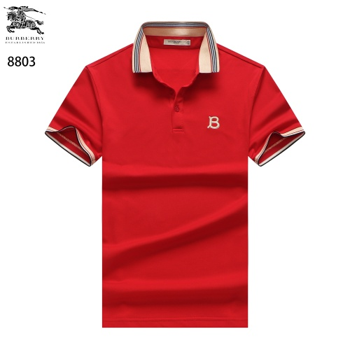 Burberry T-Shirts Short Sleeved For Men #841727
