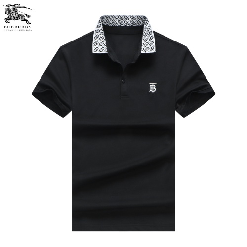 Burberry T-Shirts Short Sleeved For Men #841732 $32.00 USD, Wholesale Replica Burberry T-Shirts