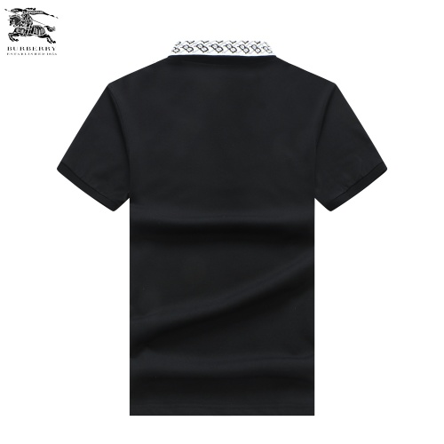 Replica Burberry T-Shirts Short Sleeved For Men #841732 $32.00 USD for Wholesale